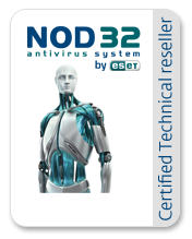Nod32 Certified Technical reseller